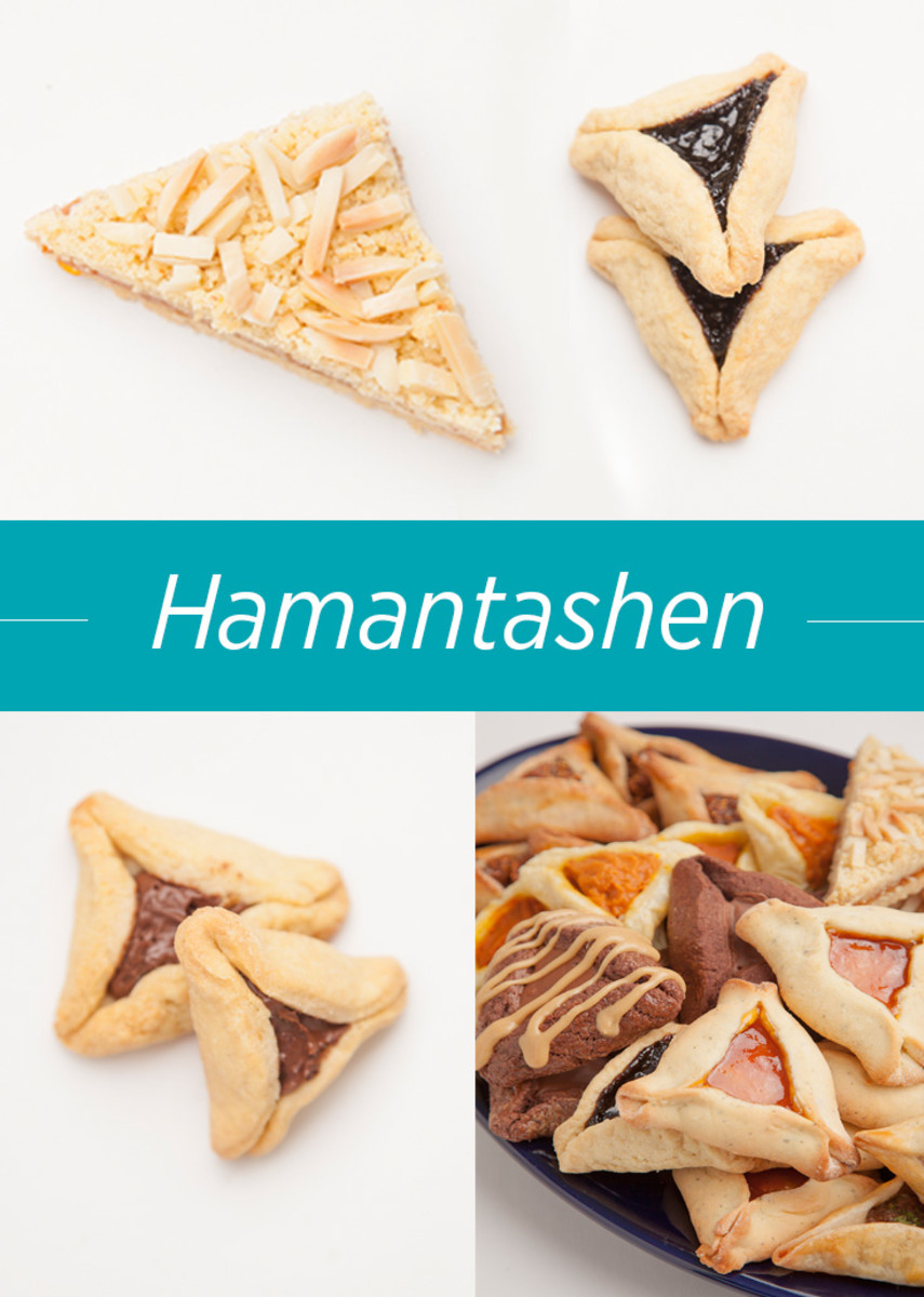 Hamantashen recipes