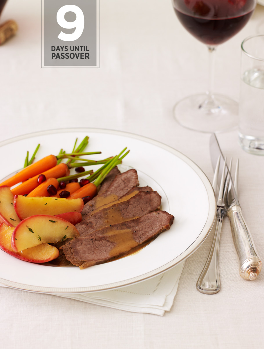 passover meat countdown 9 days