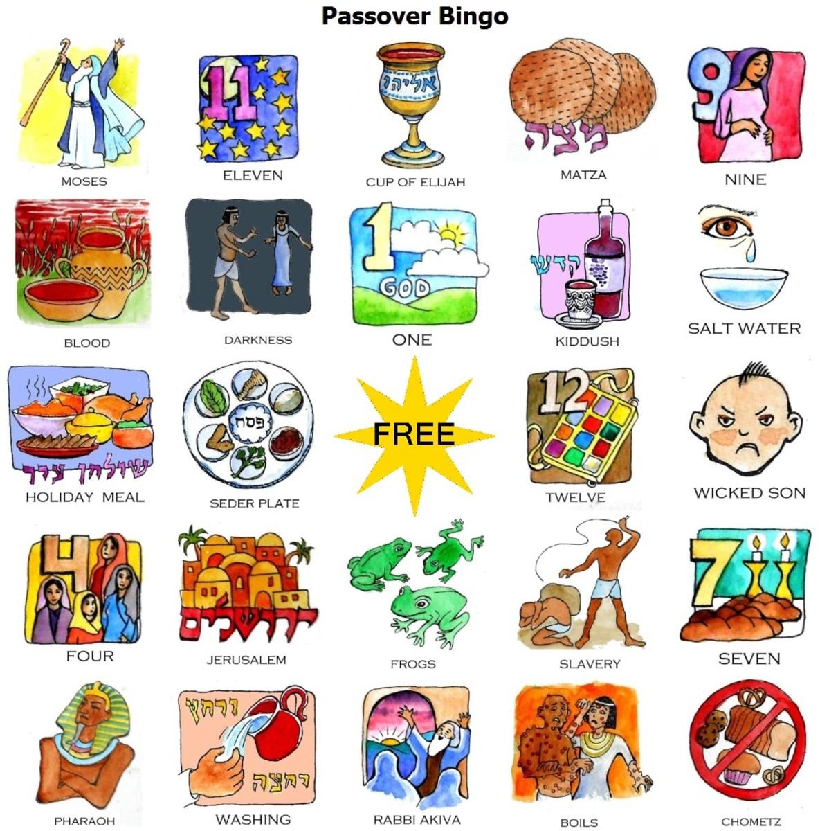 passover bingo2