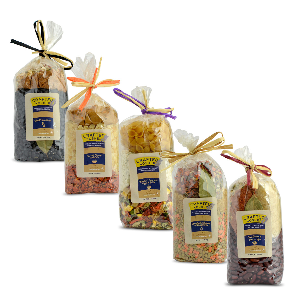 Kosher Crafter Kosher Soup Mixes