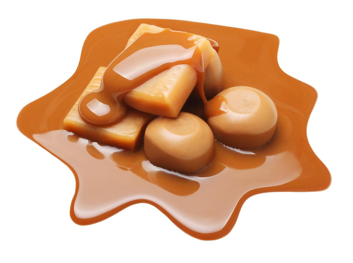 quick caramel sauce