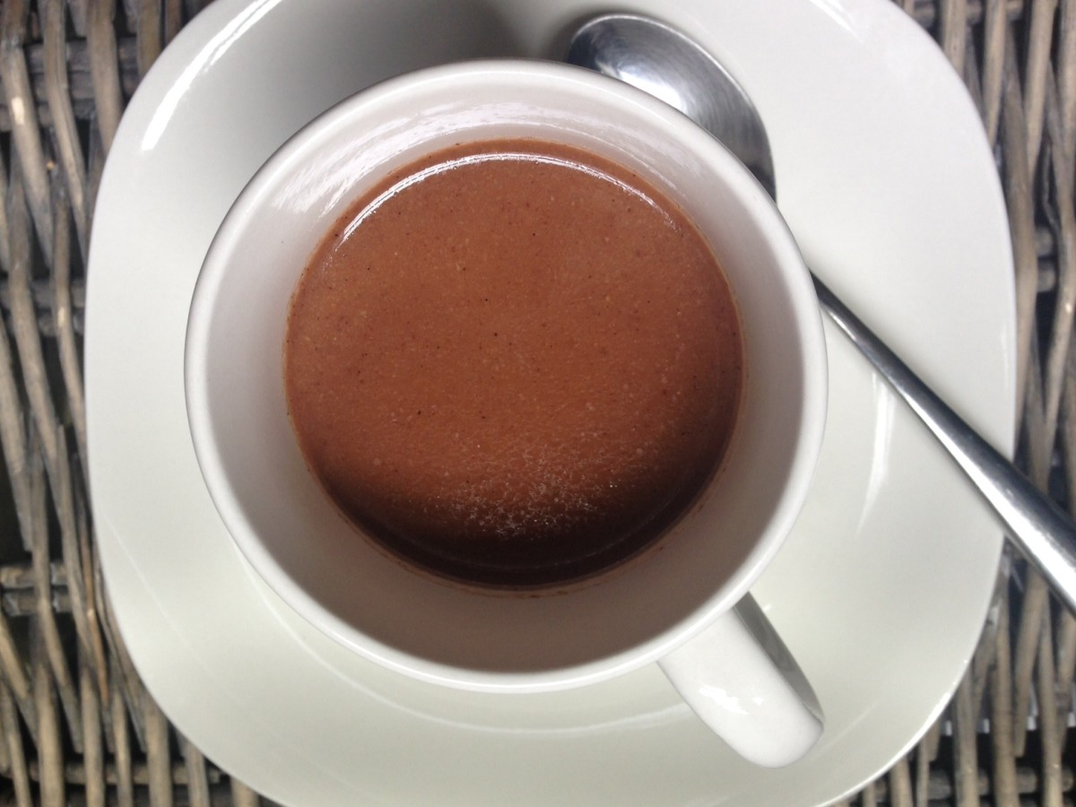 IMMUNE-STRENGTHENING MEXICAN HOT CHOCOLATE