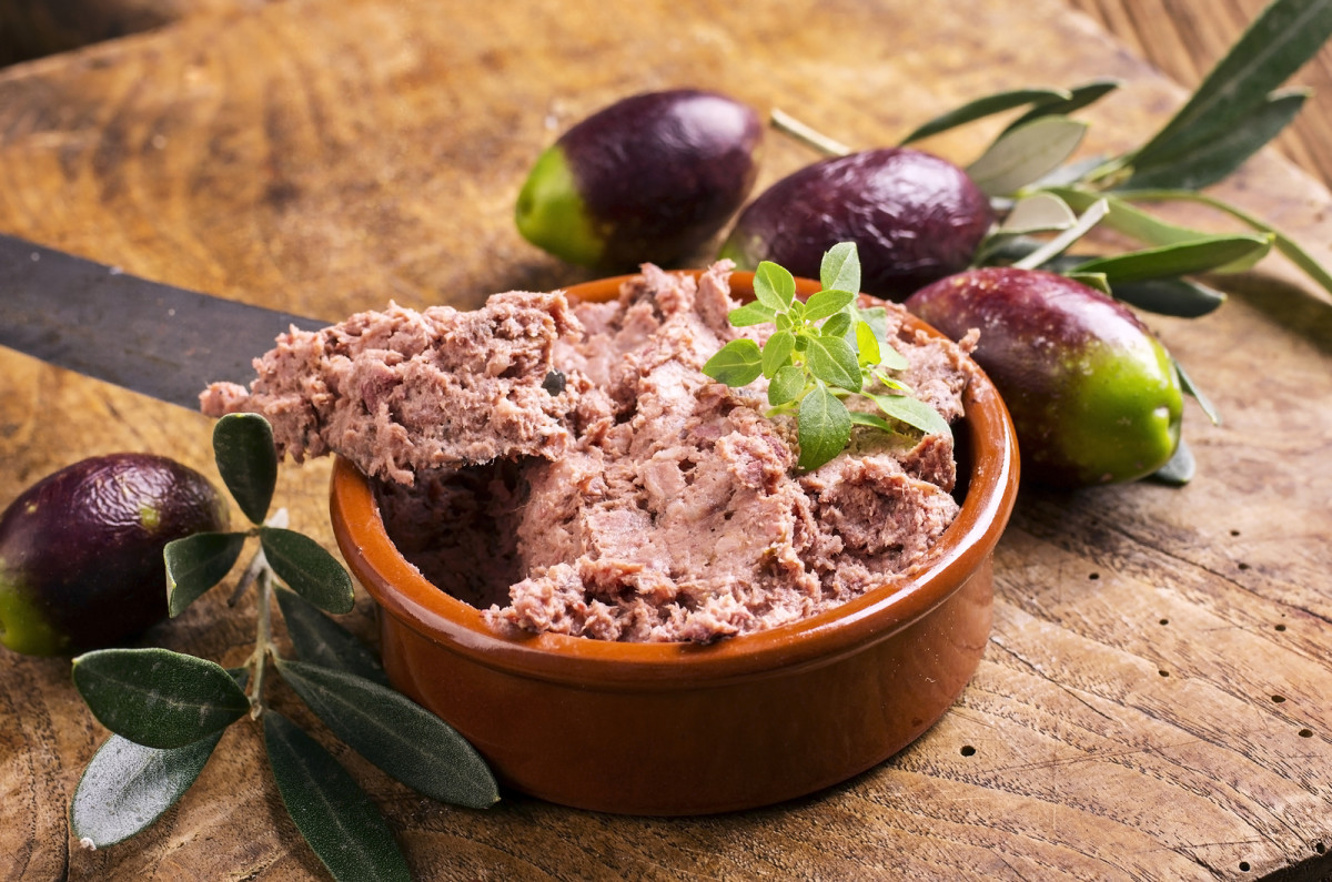Traditional chopped liver