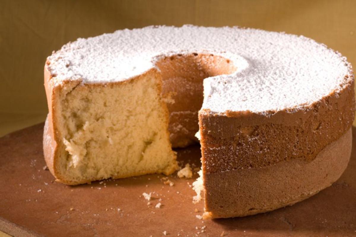 Chiffon Sponge Cake