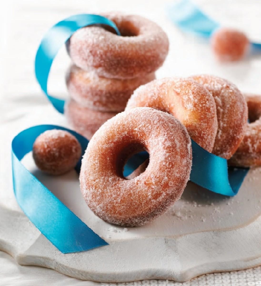 Sugar Sugar Doughnuts