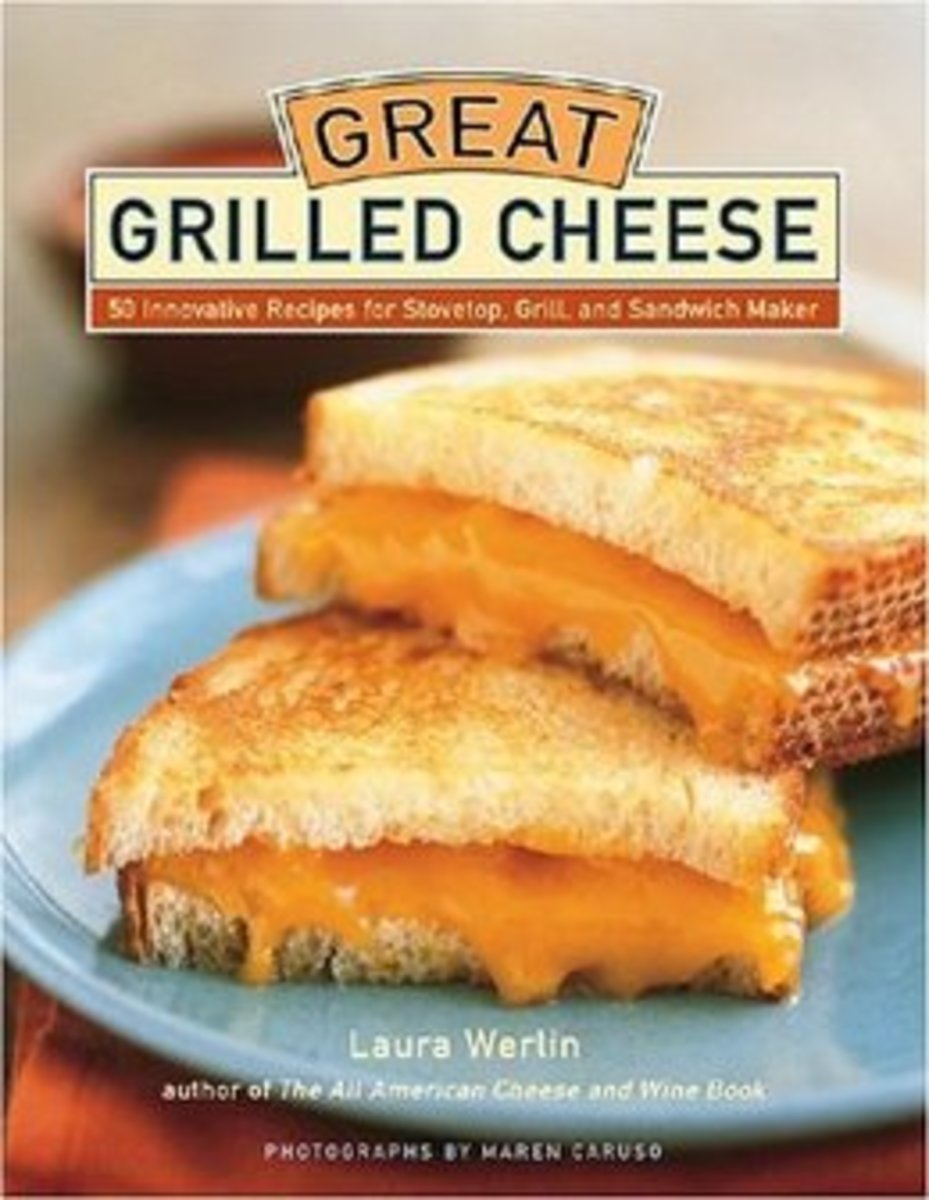 grilled cheese cookbook