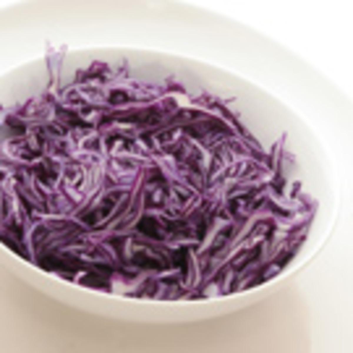 Israeli Cabbage Salad