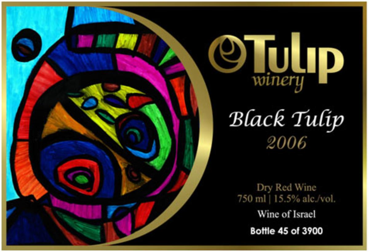 tulip label