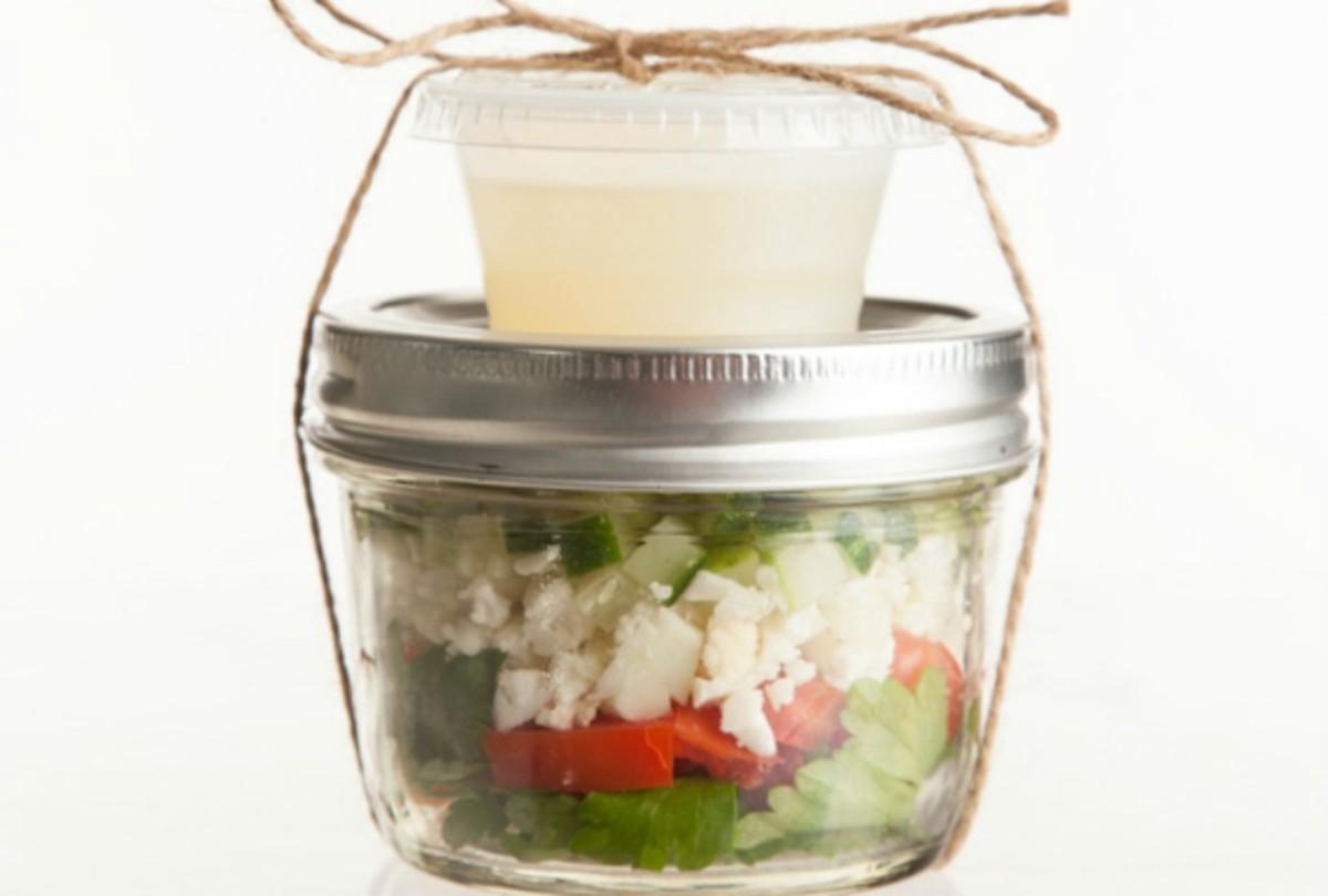 Salad in a Jar 85