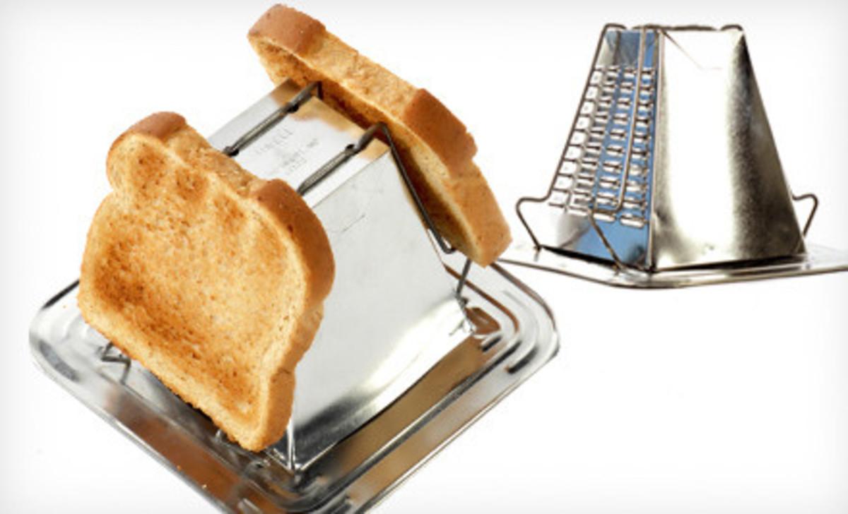 pyramid toaster
