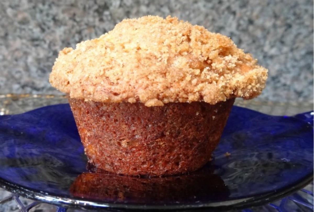 ronnie muffin