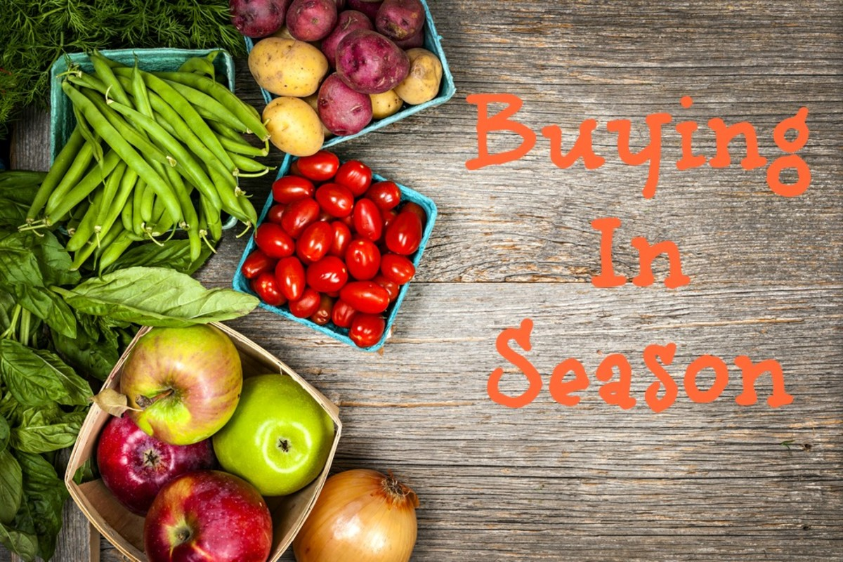 buying product in season