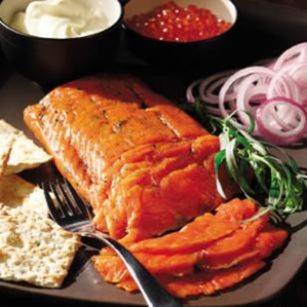 New-World-Gravlax