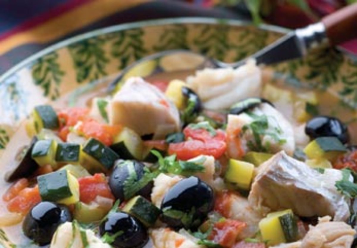 Puerto Vallarta Fish Stew