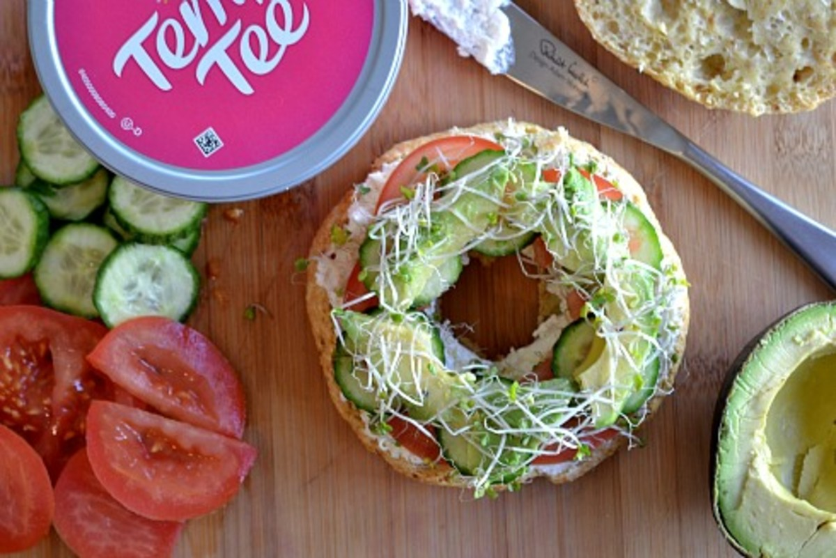 Passover Bagel finished bagel
