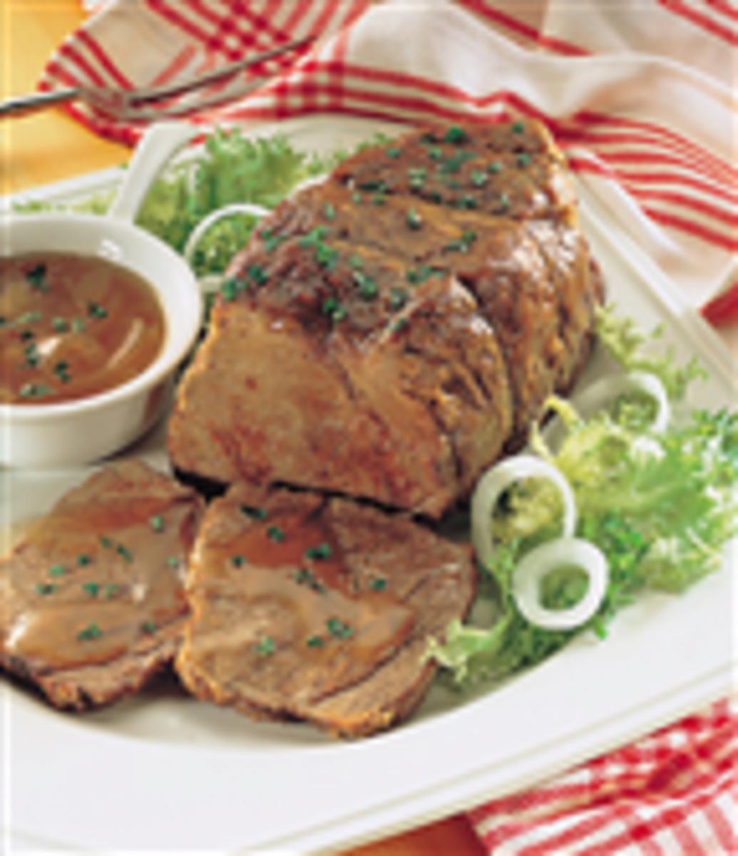 Mediterranean Braised Beef