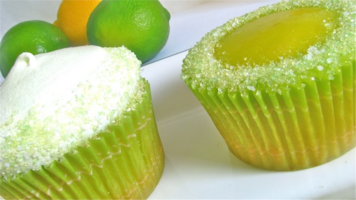 key lime cupcakes1