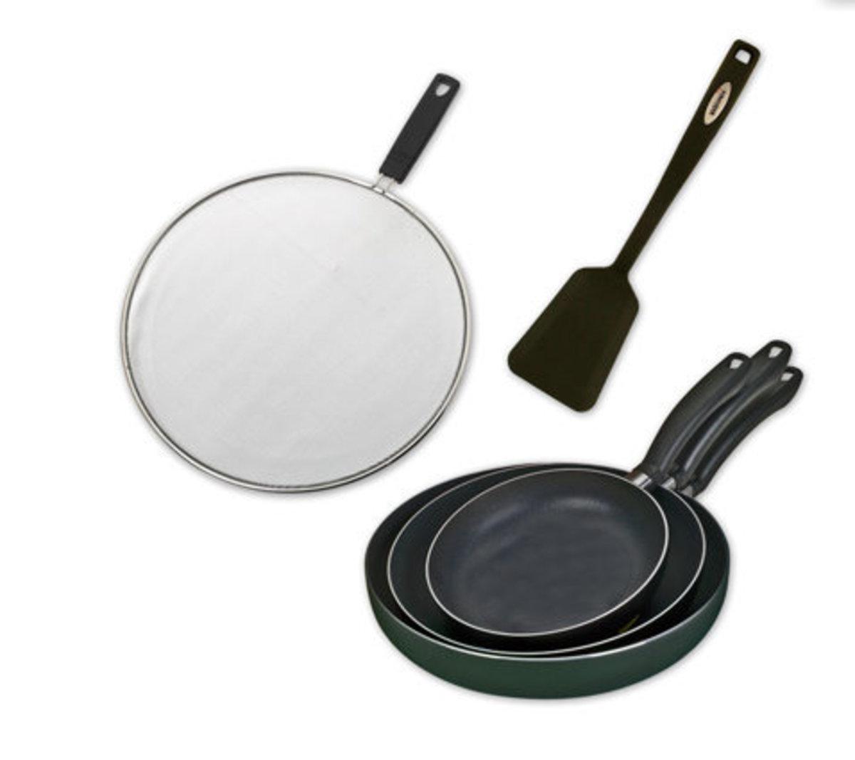 fry pan set