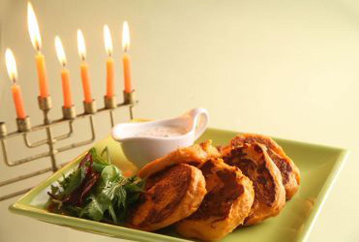 Dorot-Sweet-Potato-Latkes