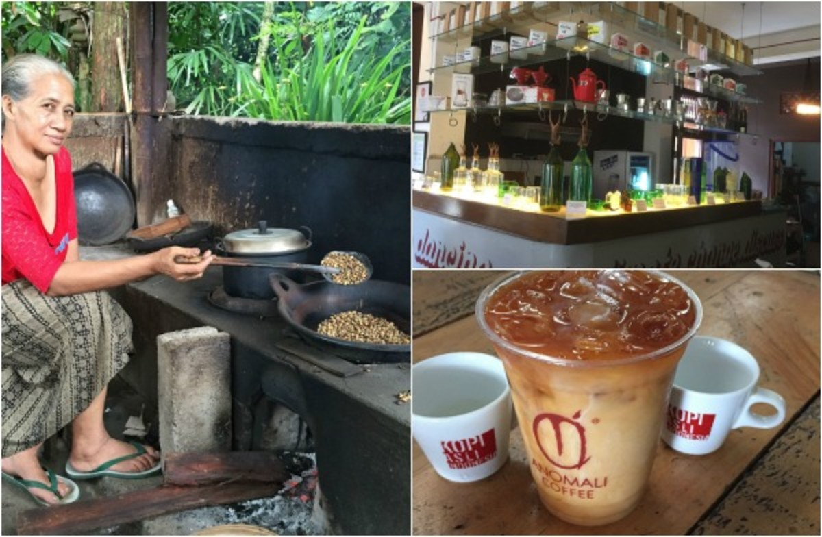 coffee in bali