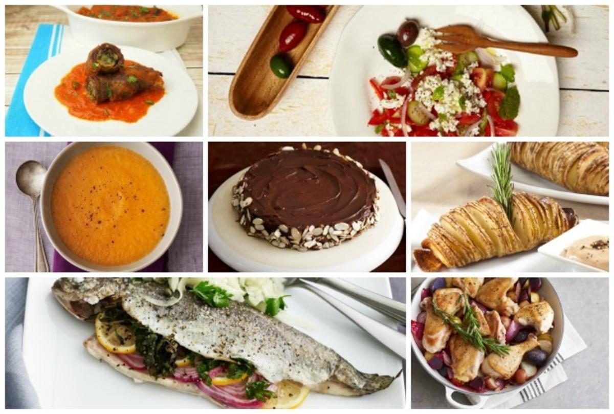 101 passover recipes