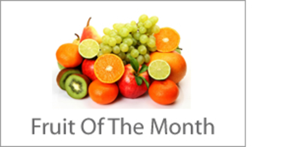 Fruit-Of-The-Month
