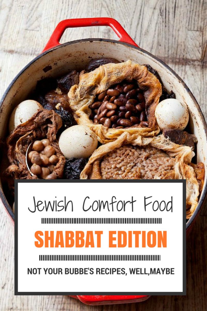 Jewish Comfort Food