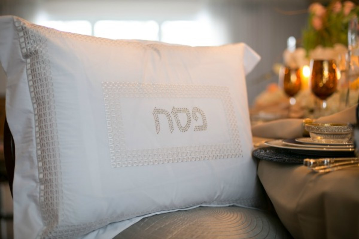 pesach pillow