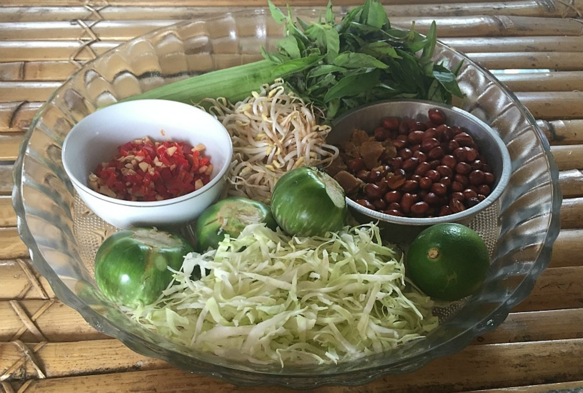 karedock salad