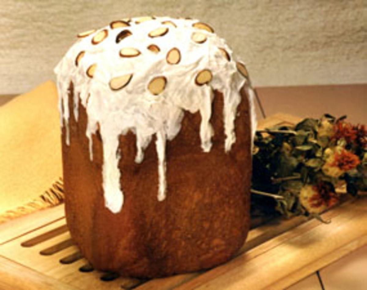 Almond Breakfast Bread
