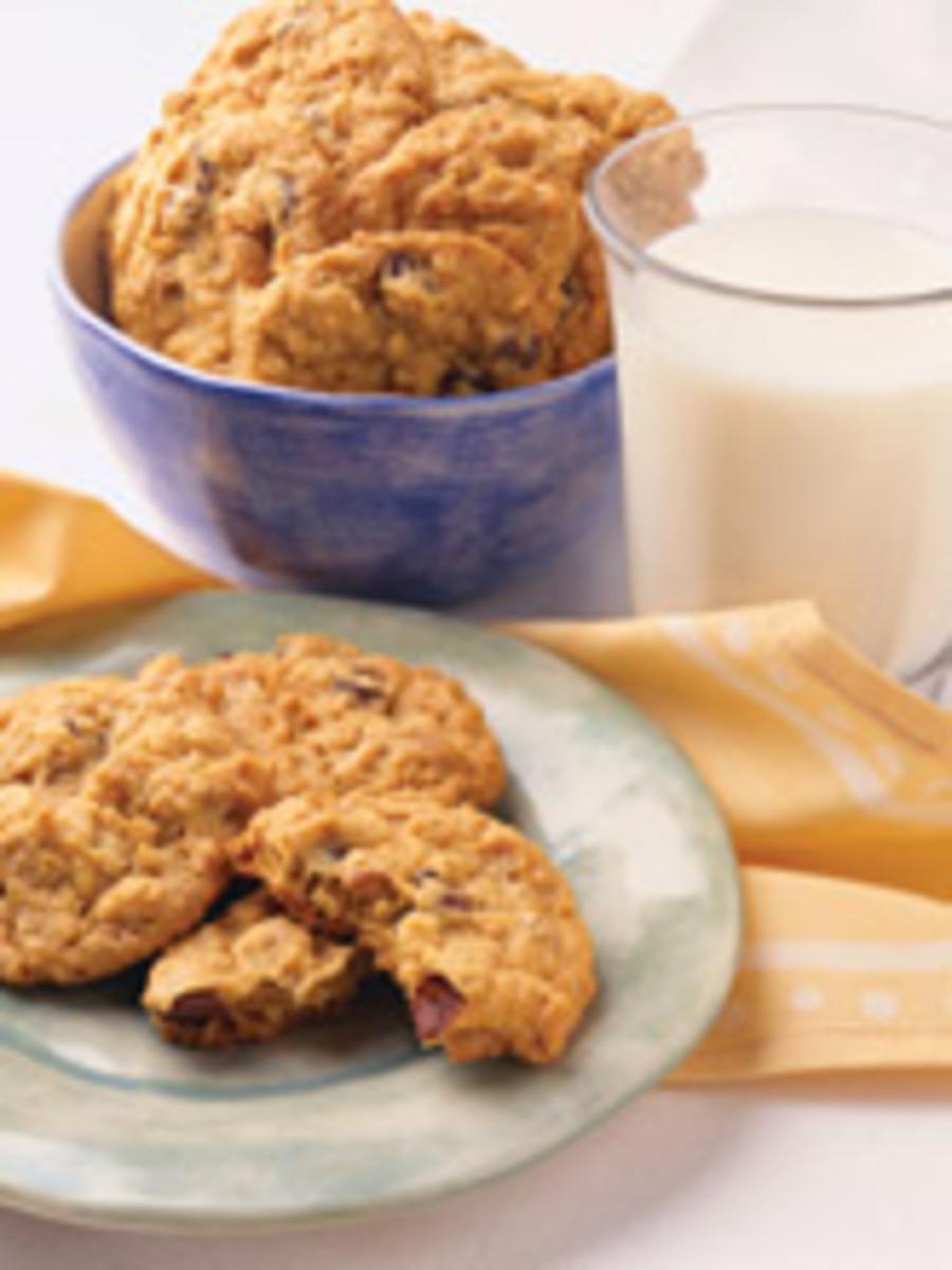 Francine's Best Soy Cookies