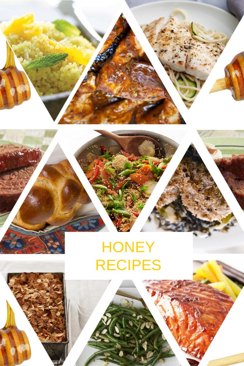 honey recipes