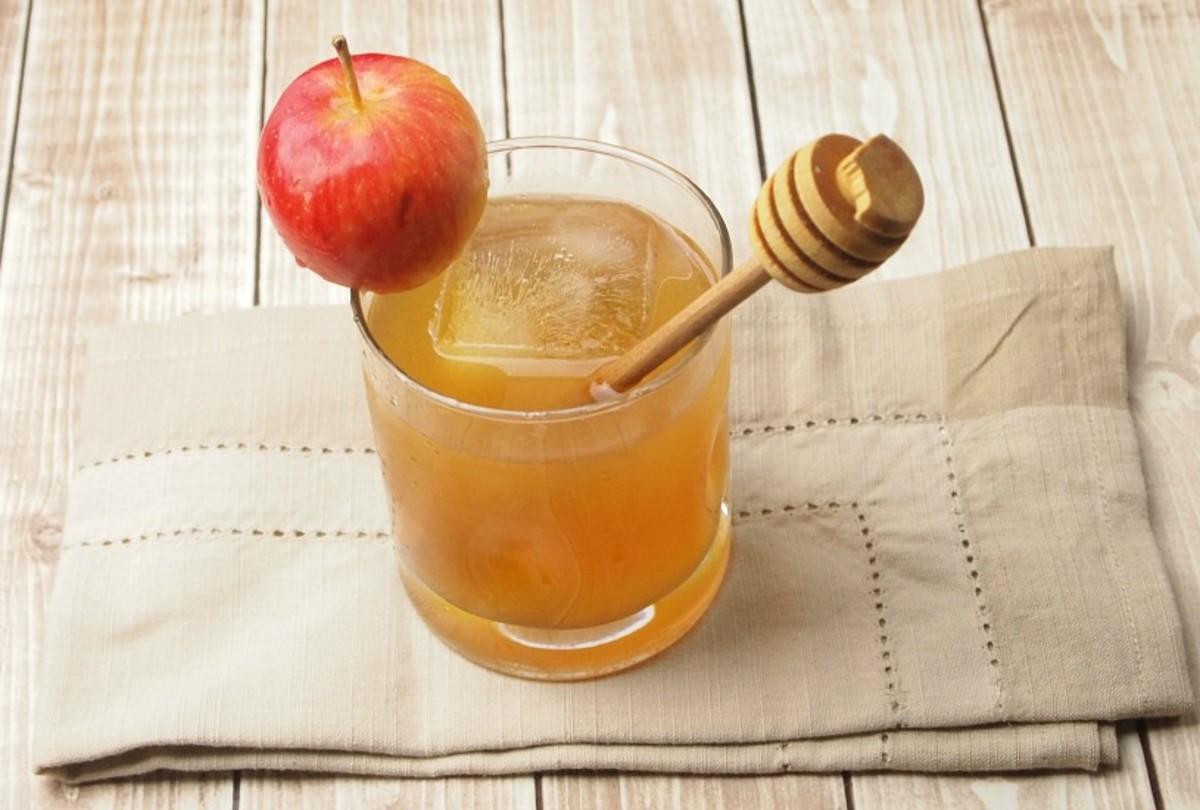 cider rye cocktail