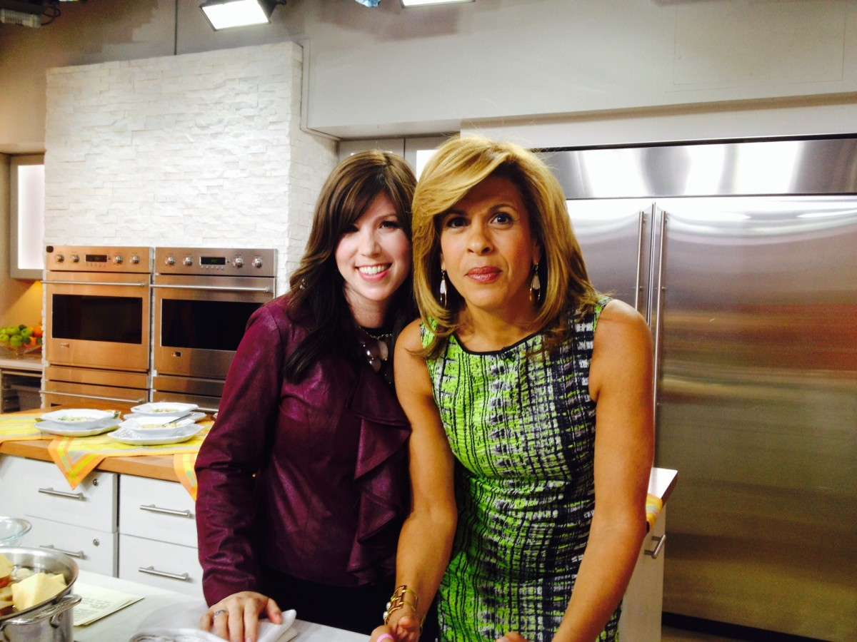 jamie geller and hoda