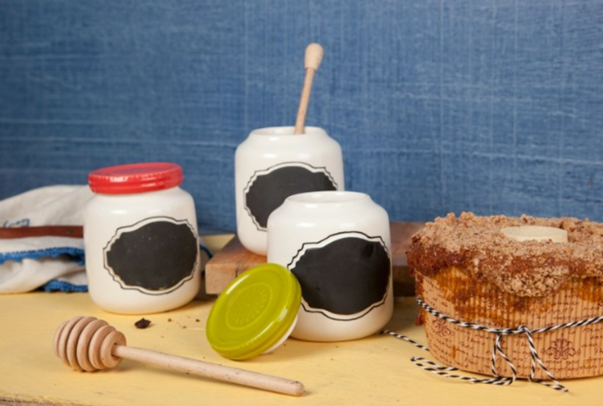 Honey Pecan Streussel Cake