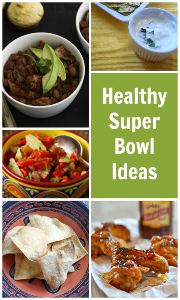 healthy super bowl ideas