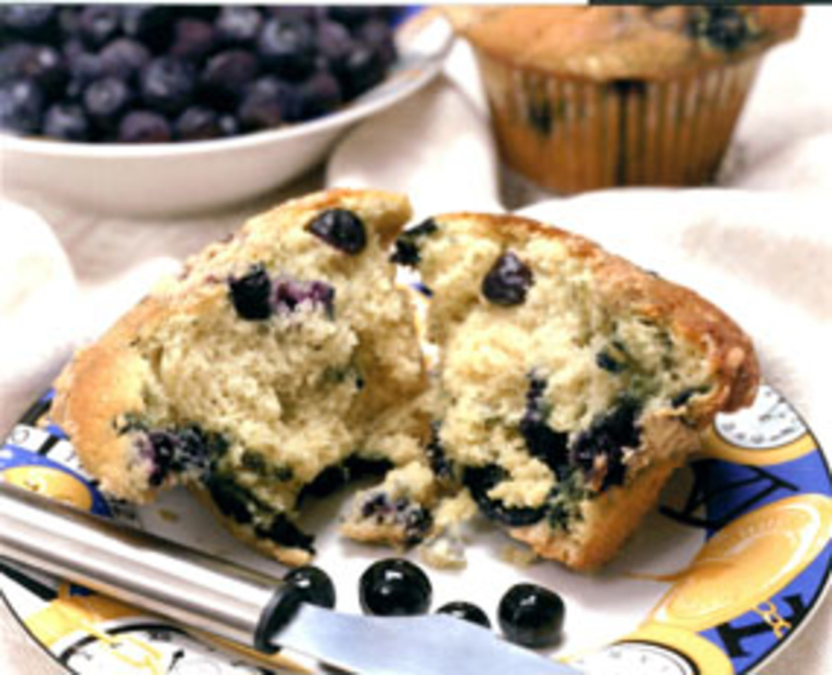 Best Blueberry Muffin