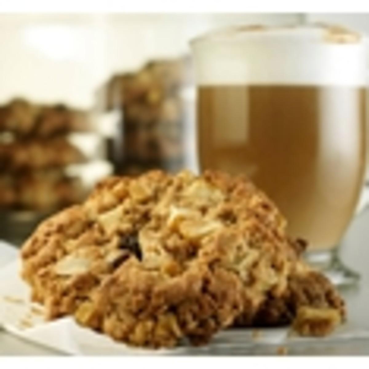 Northwest Pear Breakfast Cookie