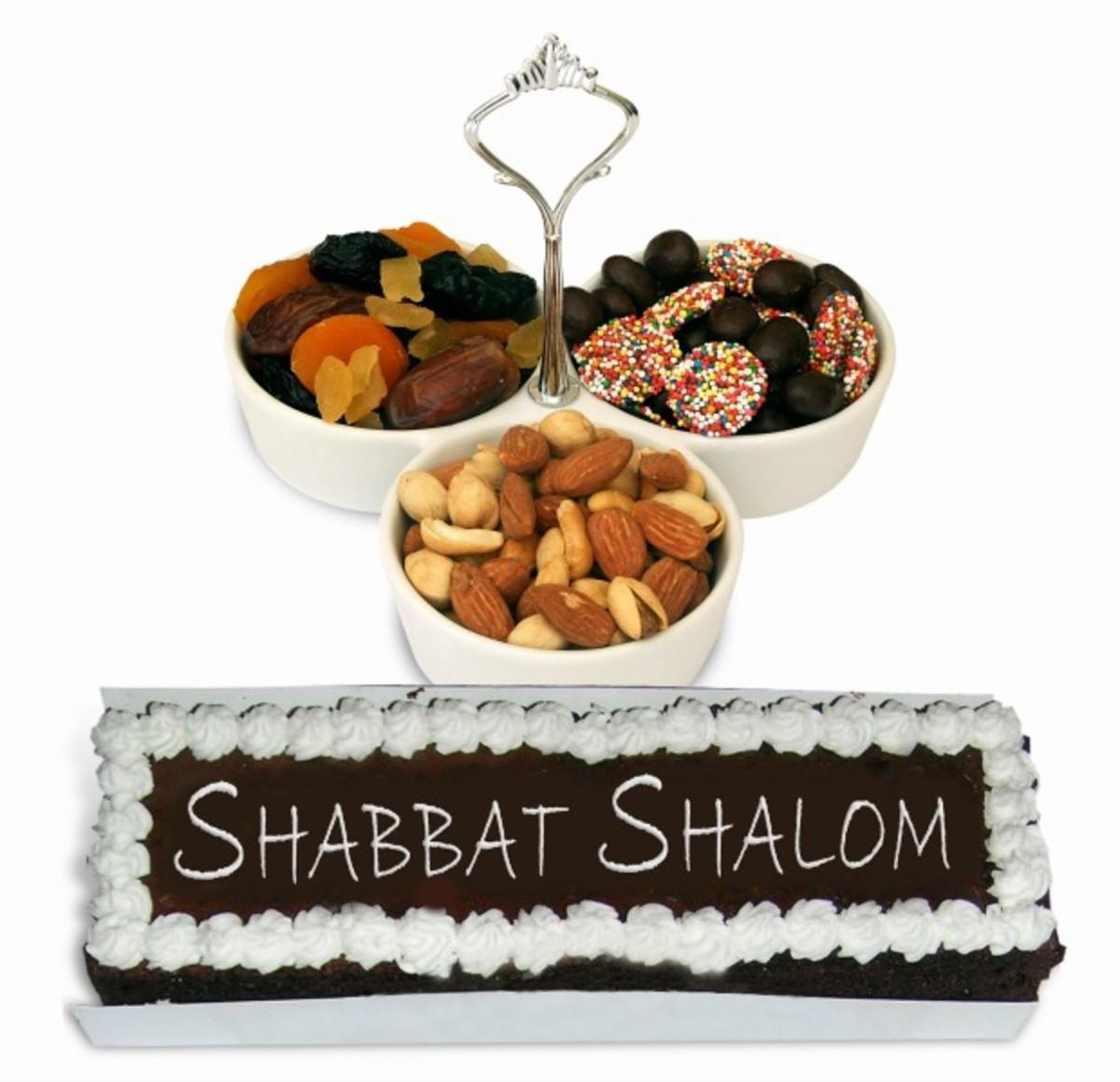 SHABBAT SHALOM GIFTsm