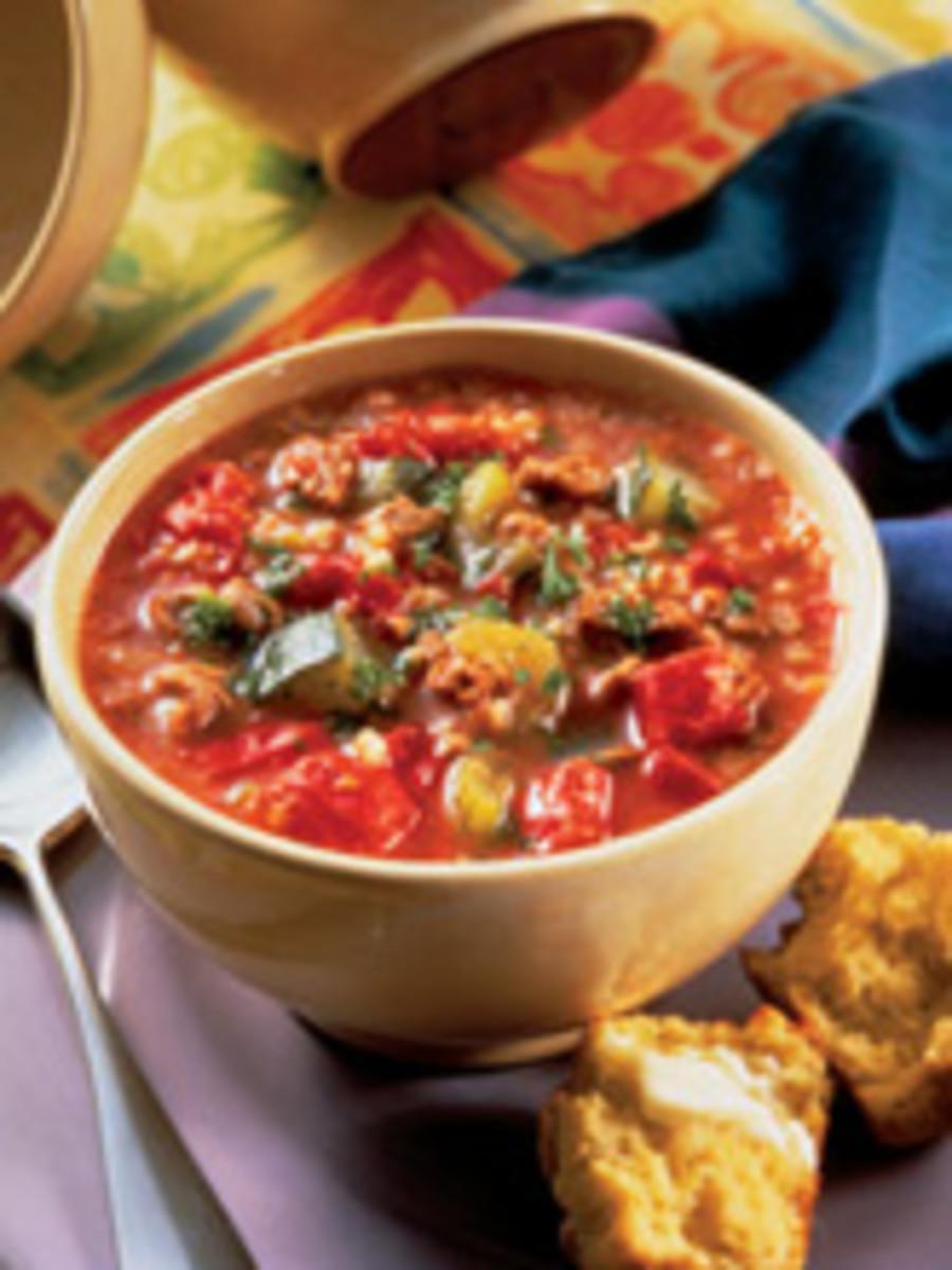 Mediterranean Soup