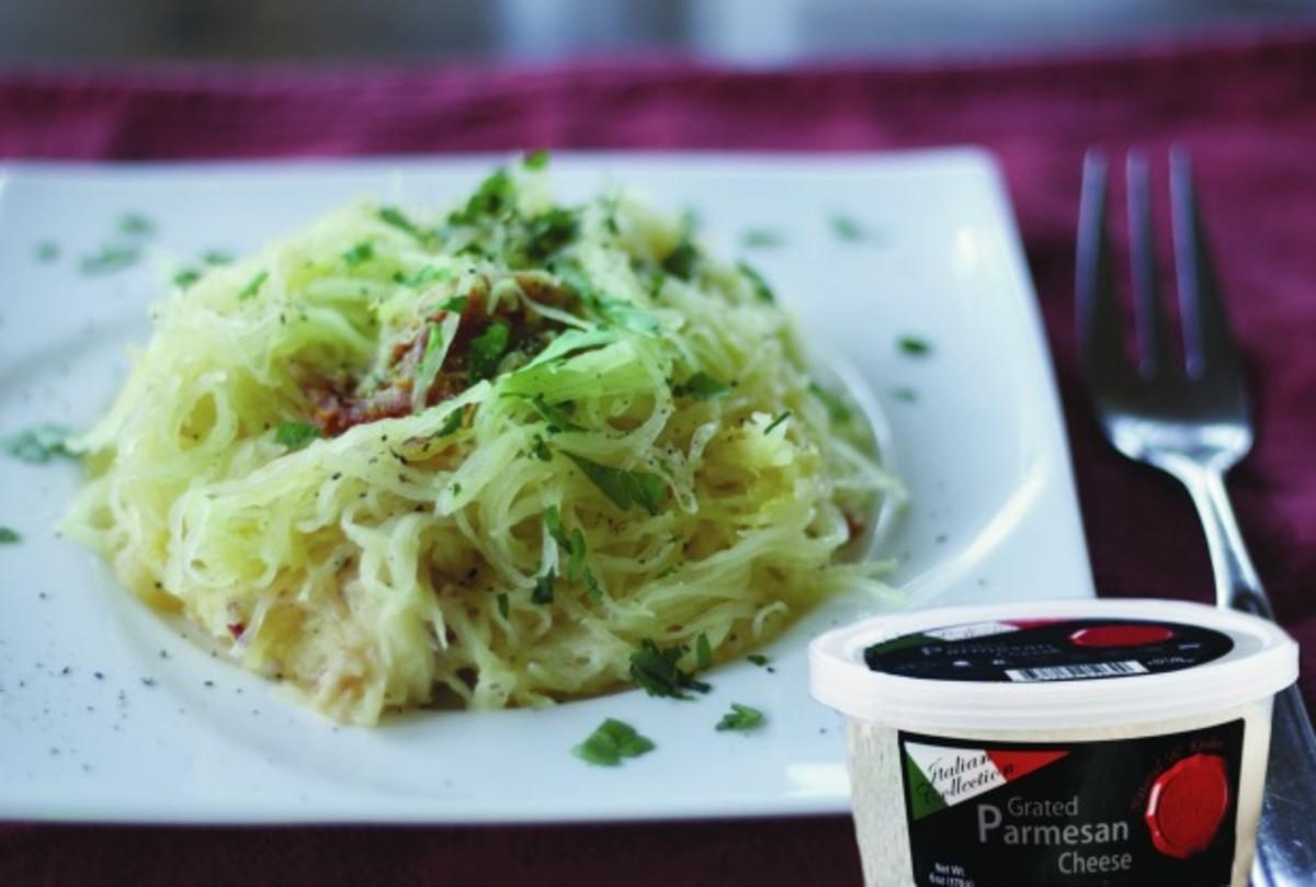 Brigitte' Spaghetti Squash