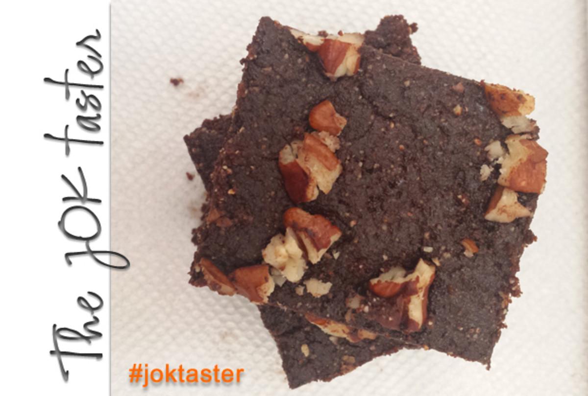Week 15 Raw Brownies Featured Image