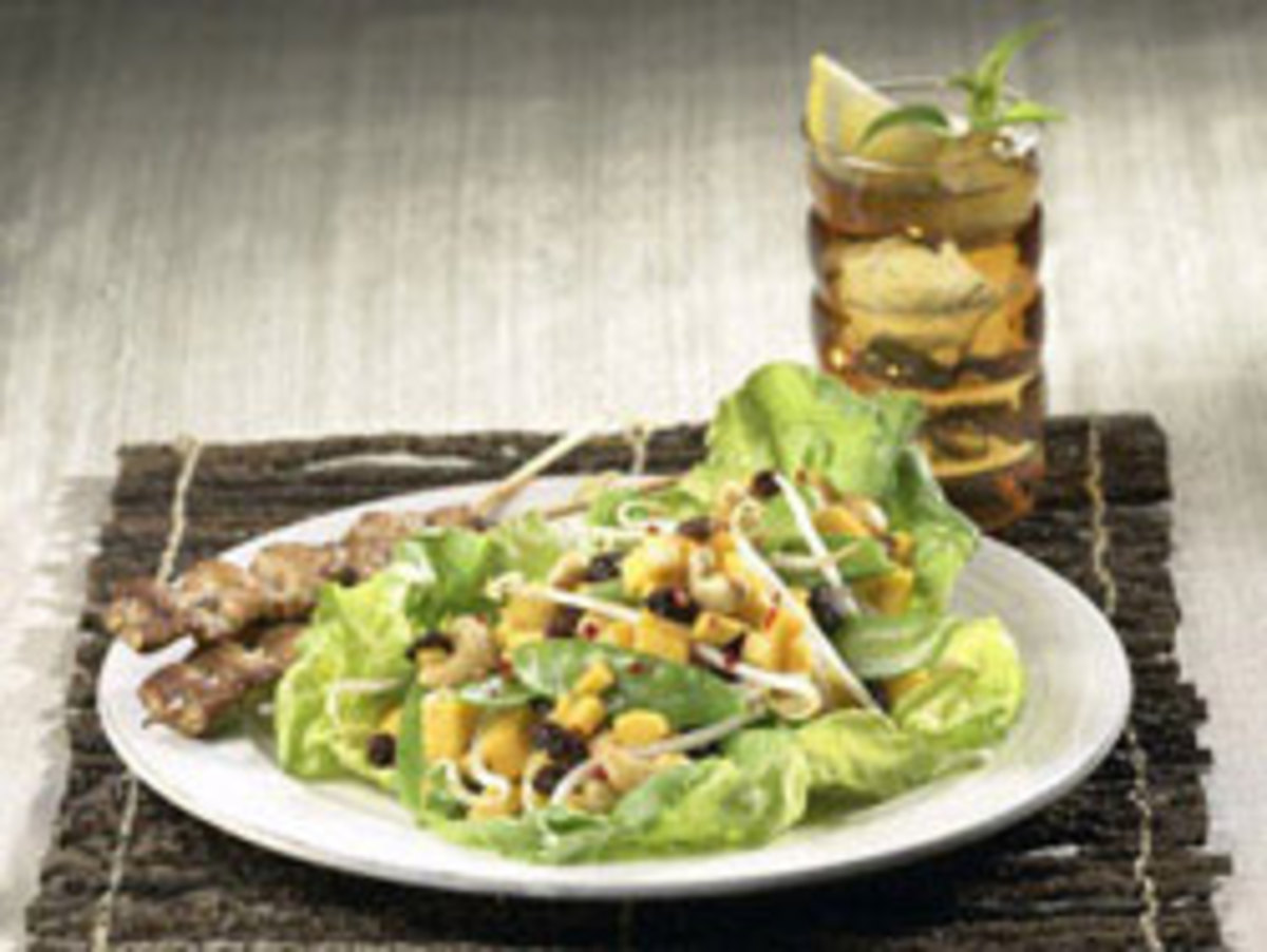 Thai-style Mango Salad