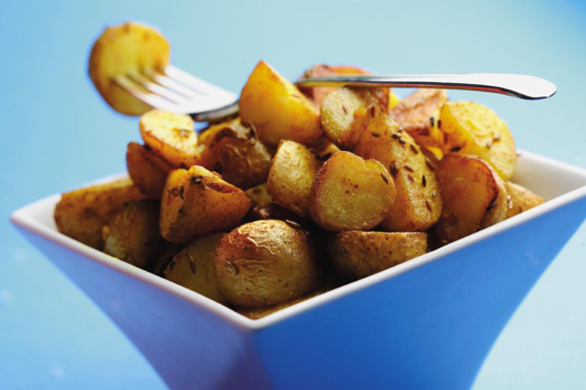 Cumin Potatoes