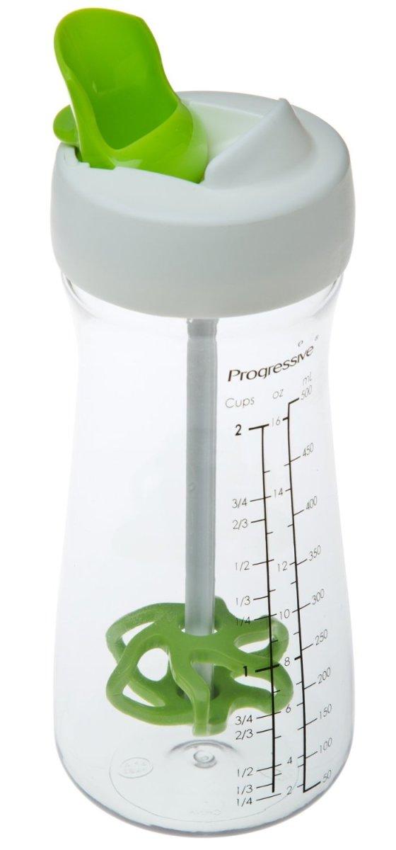 progressive salad dressing maker