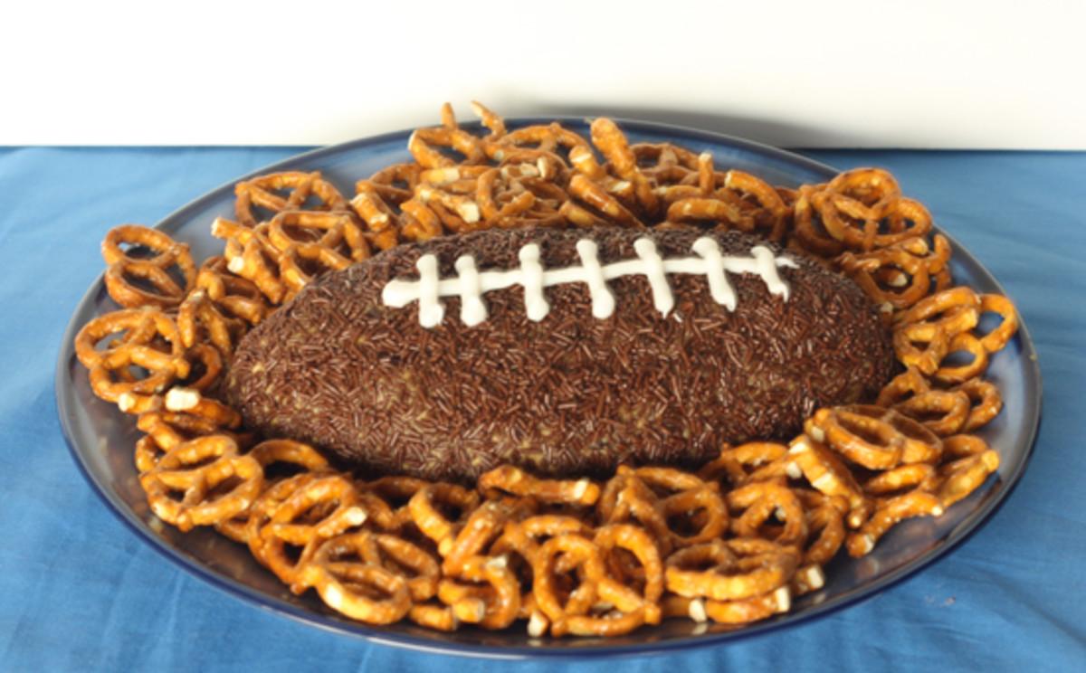 Peanut Butter Football