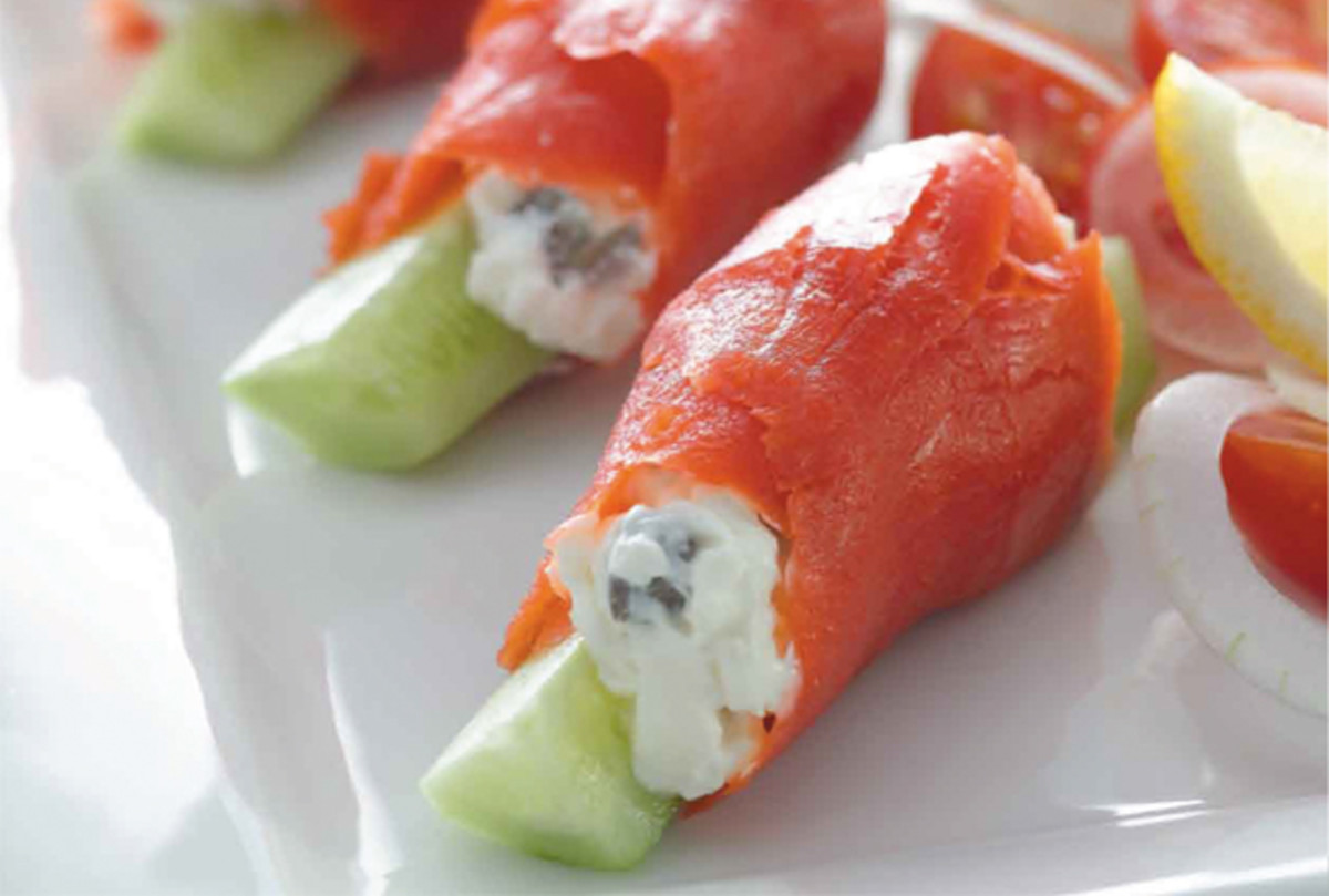Appetizer Recipes Healthy Fun