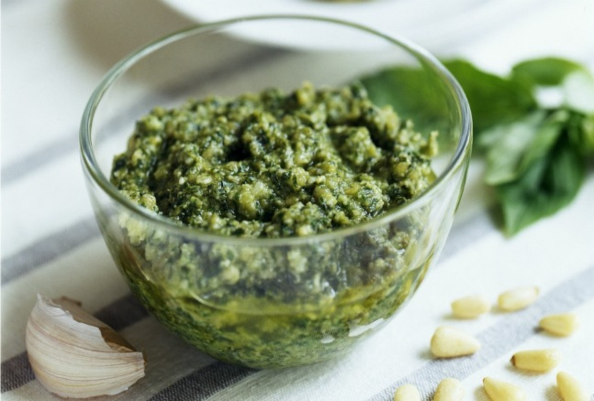 parsley pesto