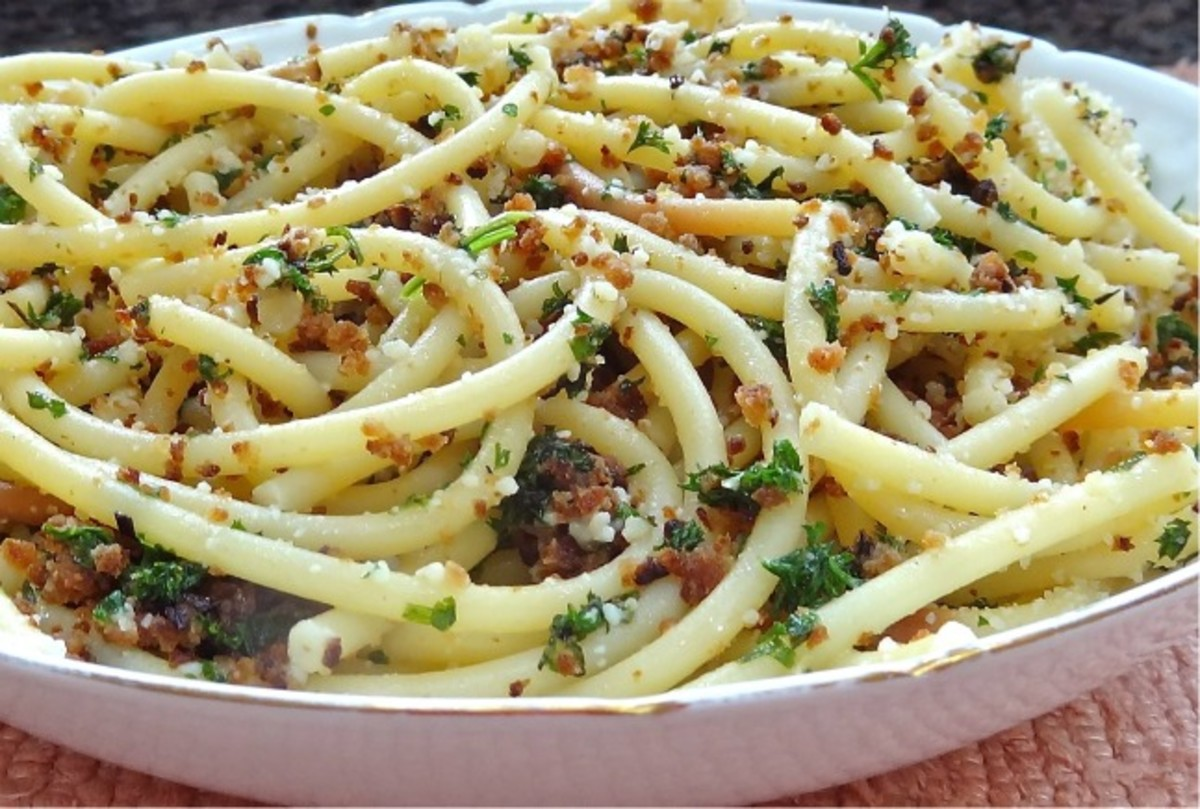 parsley pasta