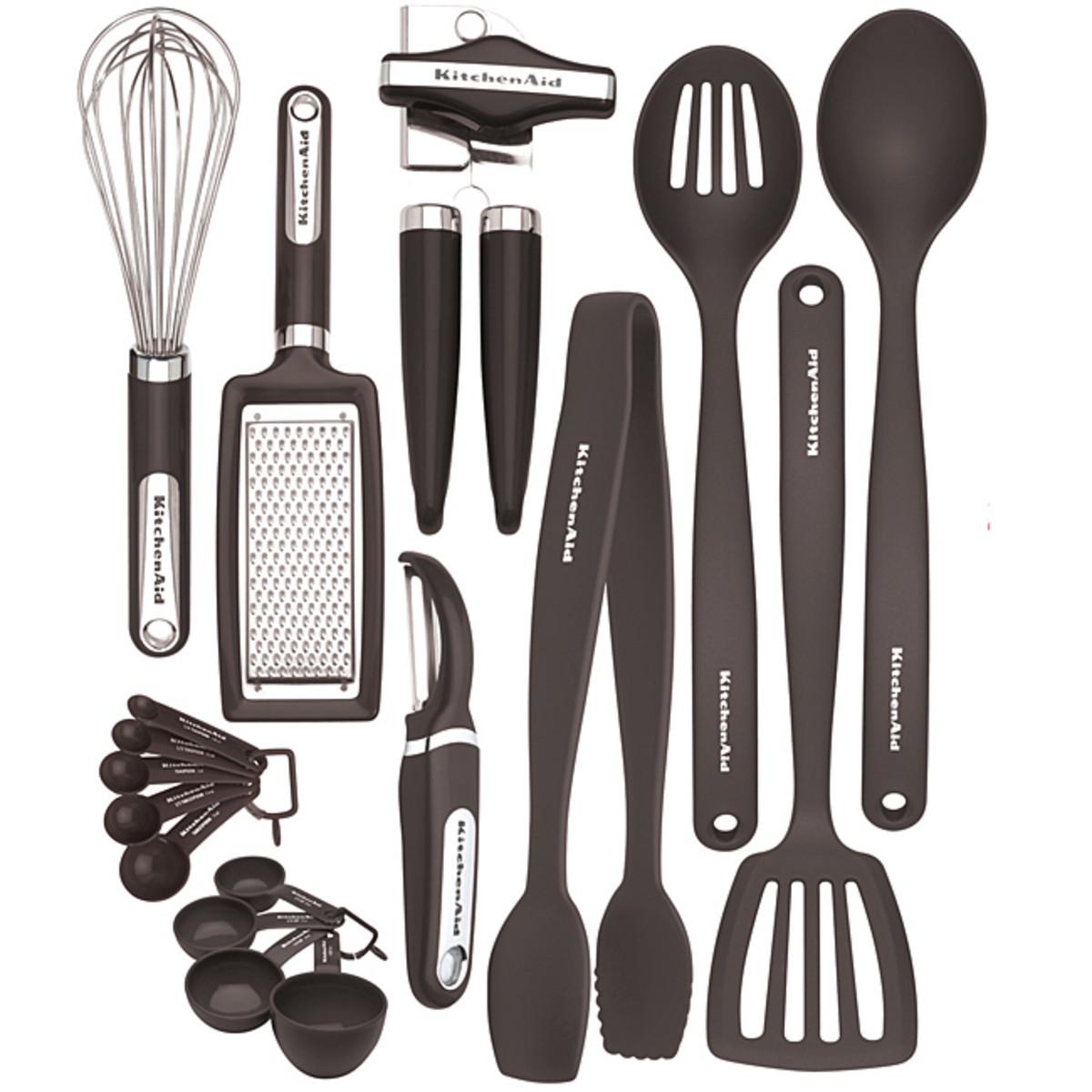 kitchen aid utensils